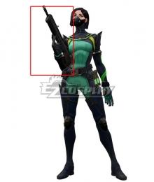Valorant Viper Gun Cosplay Weapon Prop