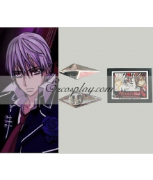 Vampire Knight Kiryu Zero Button Cosplay Accessory Prop
