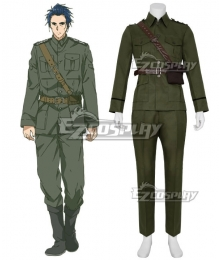 Violet Evergarden Gilbert Bougainvillea Cosplay Costume