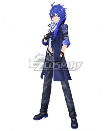 Vocalaid Majestic Stone Kaito Cosplay Costume