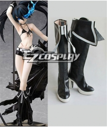 Vocaliod Black Rock Shooter Cosplay Boots