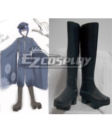 Vocaloid Thousand Cherry Tree Kaito Cosplay Boots