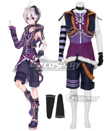 Vocaloid 3 Flower Male Cosplay Costume