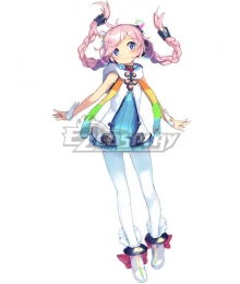 Vocaloid 3 Rana Cosplay Costume