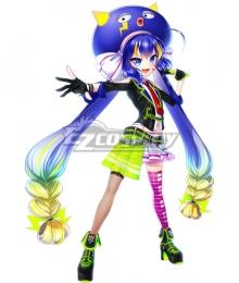 Vocaloid 4 Otomachi Una Spicy Cosplay Costume