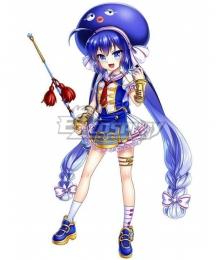 Vocaloid 4 Otomachi Una Sugar Cosplay Costume