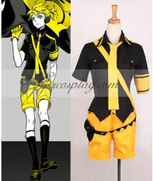 Vocaloid Cosplay Love Is War Kagamine Len Cosplay Costume
