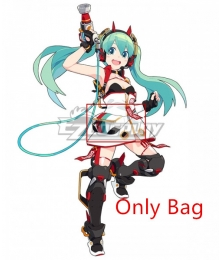Vocaloid Hatsune Miku 2020 Racing Miku Cosplay Costume