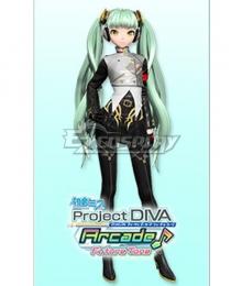 Vocaloid Hatsune Miku Agitation Cosplay Costume