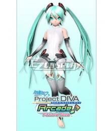 Vocaloid Hatsune Miku Append Cosplay Costume