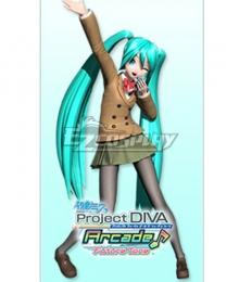 Vocaloid Hatsune Miku Delusion Girl Cosplay Costume