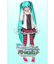 Vocaloid Hatsune Miku Natural Cosplay Costume