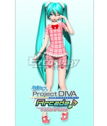 Vocaloid Hatsune Miku NemuNemu Sleepy Cosplay Costume