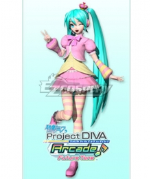 Vocaloid Hatsune Miku Princess Cosplay Costume