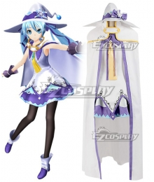 Vocaloid Hatsune Miku Snow Miku 2014 Cosplay Costume