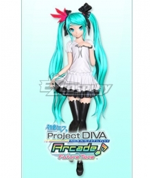 Vocaloid Hatsune Miku Supreme Cosplay Costume