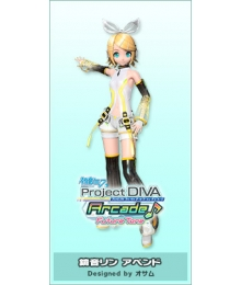 Vocaloid Kagamine Rin Append Cosplay Costume