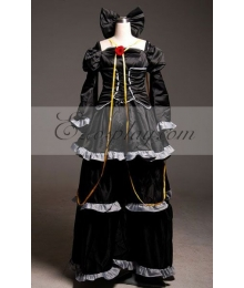 Vocaloid Kagamine Rin / Len Cosplay Costume-Advanced Custom - A Edition