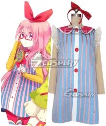 Vocaloid Lolipop Factoey Luka Cosplay Costume