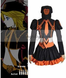 VOCALOID Love Philosophia Rin Cosplay Costume