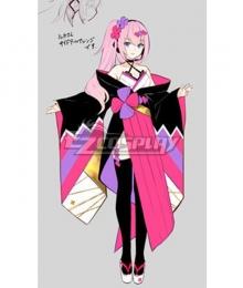 Vocaloid Megurine Luka 2020 Magical Mirai Cosplay Costume