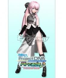 Vocaloid Megurine Luka Conflict Cosplay Costume