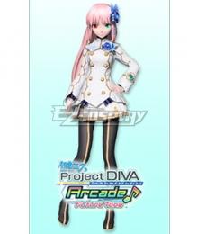 Vocaloid Megurine Luka Nagisa Repuka AS Cosplay Costume