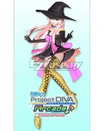 Vocaloid Megurine Luka Witch Style Cosplay Costume