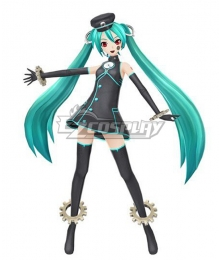 Vocaloid Project Diva F Hatsune Miku Sadistic Music Factory Cosplay Costume