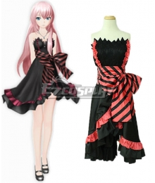 VOCALOID Project Diva F Luka Amour Cosplay Costume Deluxe - KH1S