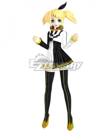 Vocaloid Reactor Rin Kagamine Cosplay Costume