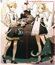 Vocaloid Rin Symphony 2020 5th Anniversary Yokohama and Osaka Performance Cosplay Costume