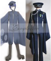 Vocaloid Thousand Cherry Tree Kaito Uniform Cosplay Costume
