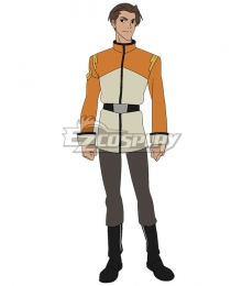 Voltron: Legendary Defender James Griffin Cosplay Costume