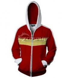 Voltron: Legendary Defender Keith Jacket Coat Hoodie Cosplay Costume