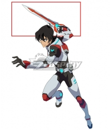 Voltron: Legendary Defender Keith Sword Cosplay Weapon Prop