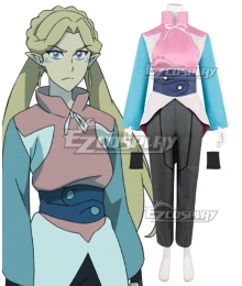 Voltron: Legendary Defender Romelle Cosplay Costume