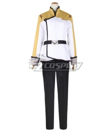 Voltron: Legendary Defender Season 8 Hunk Cosplay Costume