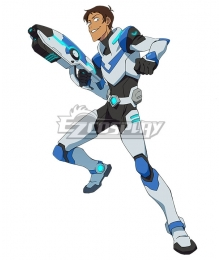 Voltron: Legendary Defender Season 8 Lance Battle Suit Cosplay Costume