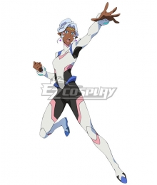 Voltron: Legendary Defender Season 8 Princess Allura Cosplay Costume - A Edition