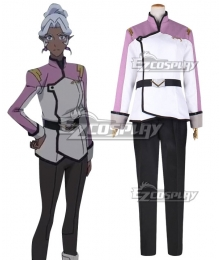 Voltron: Legendary Defender Season 8 Princess Allura Cosplay Costume