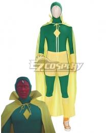 Wanda Vision Vision Cosplay Costume