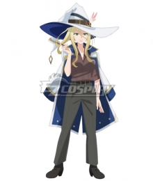 Wandering Witch: The Journey of Elaina Saya Cosplay Costume
