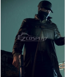 Watch Dogs: Legion Aiden Pearce Cosplay Costume