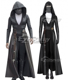 Watchmen Season 1  Angela Abar Cosplay Costume