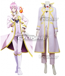 Welcome to Demon School! Iruma-kun Asmodeus Alice Cosplay Costume