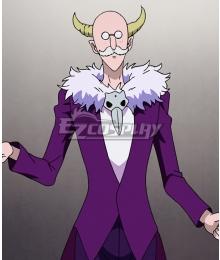 Welcome to Demon School! Iruma-kun Sullivan Cosplay Costume