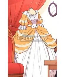Why are you doing this, Duke Erin Peruka Cosplay Costume - C Edition
