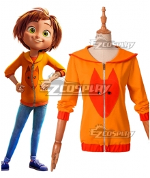 Wonder Park June Baily Cosplay Costume