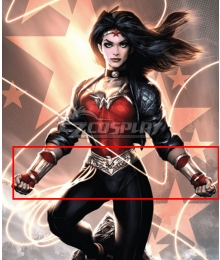 Wonder Woman 600 Wonder Woman Cosplay Costume -  Only Cloves